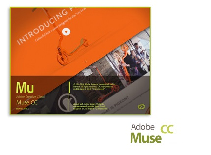 Adobe Muse CC 2015.1.1 x64