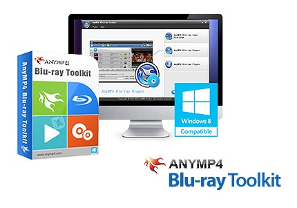 AnyMP4 Blu-ray Toolkit v6.1.18