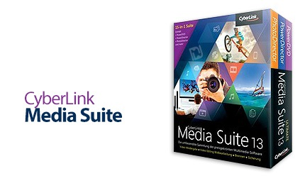 CyberLink Media Suite 13 Ultra v13.0.0713.0