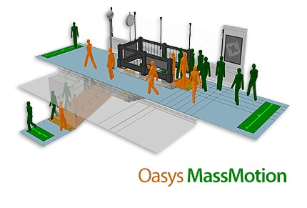 Oasys MassMotion v8.0.9.0 x64