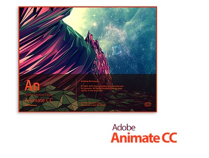 Adobe Animate CC (formerly Flash Professional) 2015 v15.1.1 x64