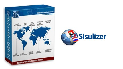 Sisulizer Enterprise Edition v4.0 Build 360