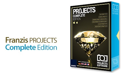 Franzis PROJECTS Complete Edition v4