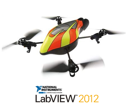 NI LabVIEW 2012 x64