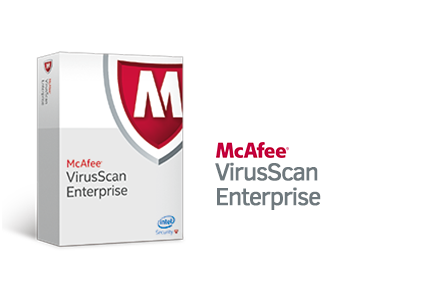 McAfee VirusScan Enterprise v8.8.0.1528
